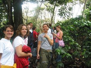 Exploring around Costa Rica