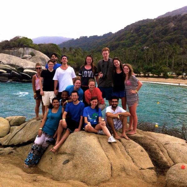 Excursion to Parque Tayrona