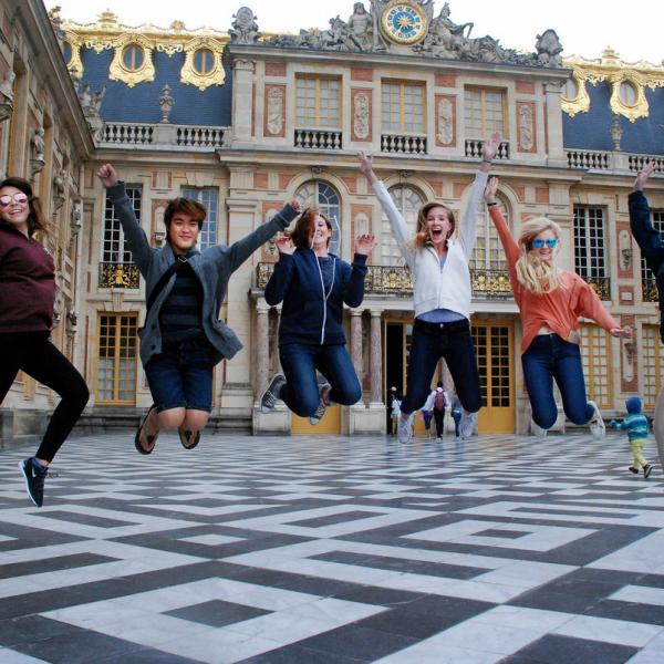 Paris, France, Eiffel Tower, Arc de Triomphe, Teen Travel