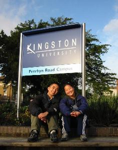 Study at Kingston University London