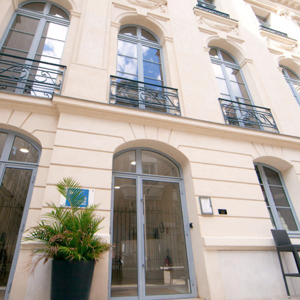 AUP urban campus in the heart of Paris