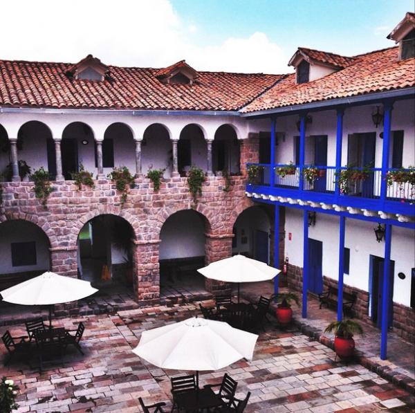 USIL Cusco Peru