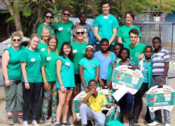 wildlife, children, animals, education, environment, Africa, South Africa