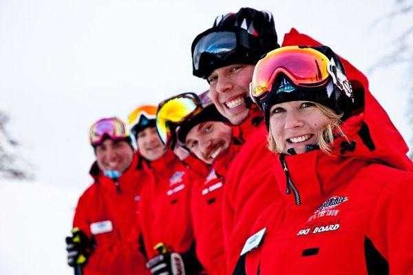 Canada Ski Instructors and Snowboard Instructors