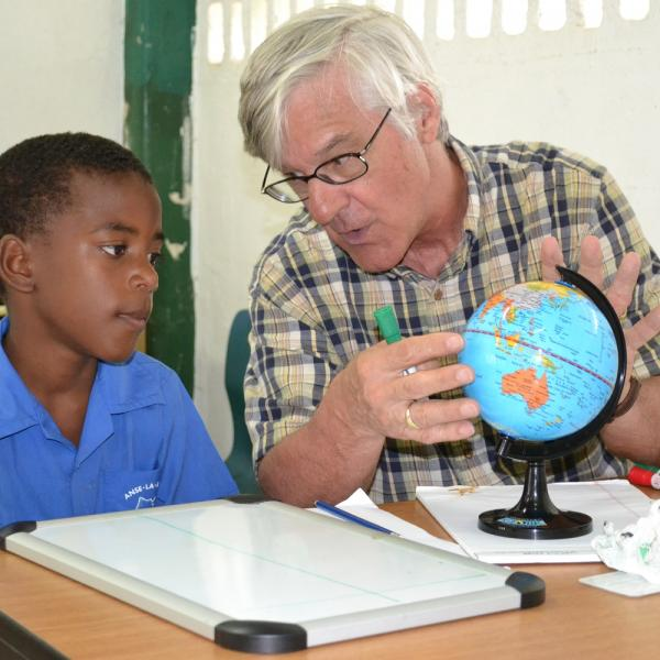 Boomer Volunteer Opportunities in the Caribbean