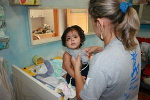 Care for Children in a Creche in Brazil | Travellersworldwide.com