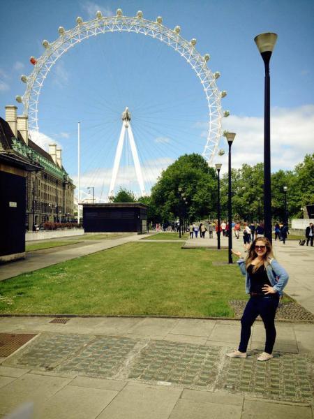 london eye ferris wheel british england