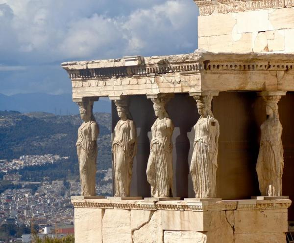erechthion athena greece architecture history beauty