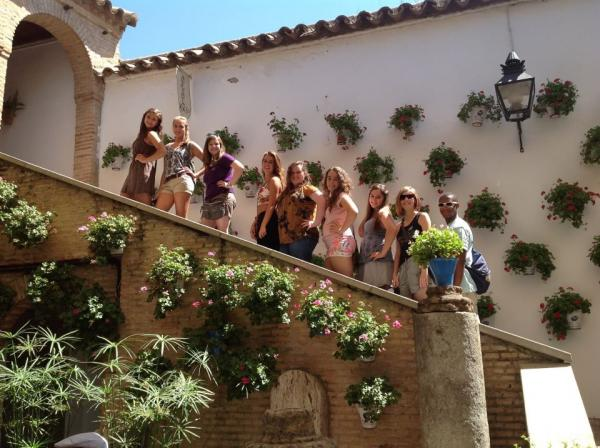 YES in Spain, Summer Immersion Group Study, Language and Culture Immersion, Excursion, Andalusia