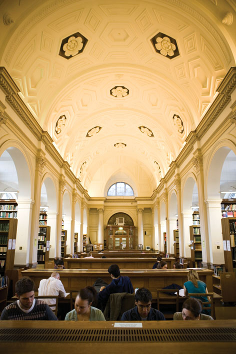 UCL main library