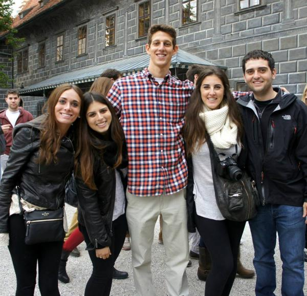 Study Abroad in Prauge