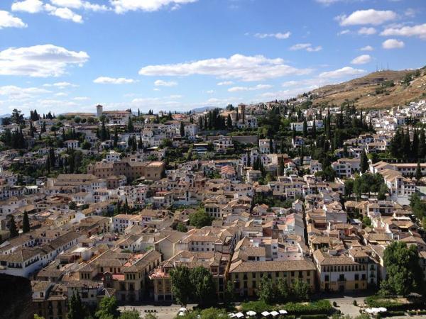 Seville, Sevilla, Granada, Study Abroad, Summer Immersion, Excursion, Field trip, High School Study Abroad