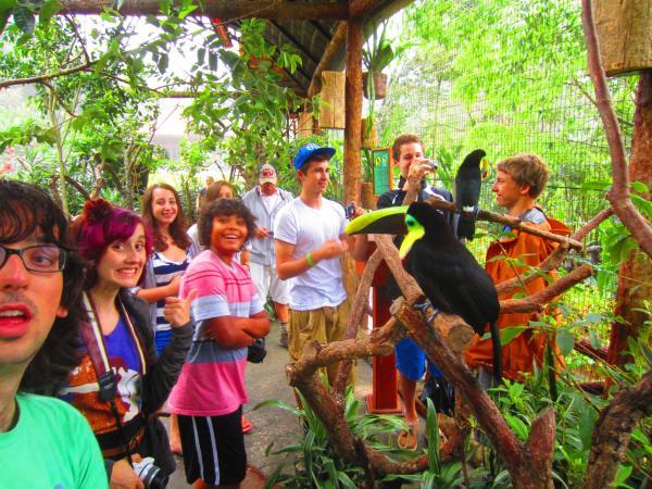 Costa Rica Spanish Teen Camp with Intercultura