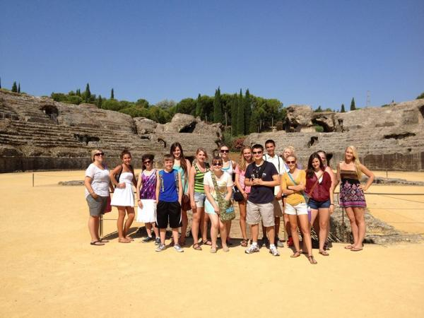 Sevilla, Seville, Summer Immersion, Group Study, High School Study Abroad, YES in Spain