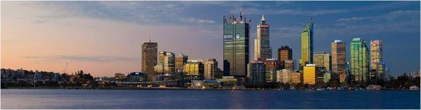 Beautiful Perth, Western Australia, Australia
