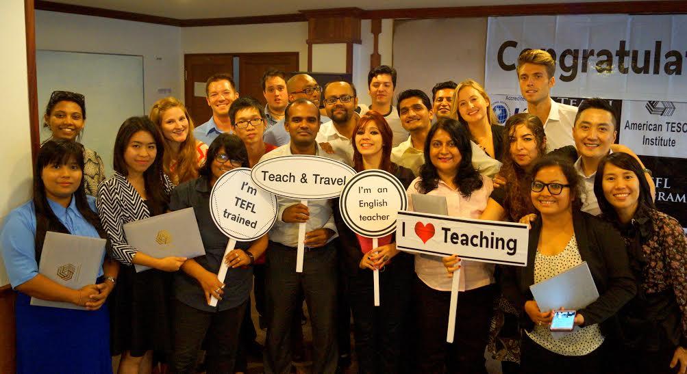 Teach in India