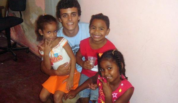 Childcare in Brazil with Love Volunteers