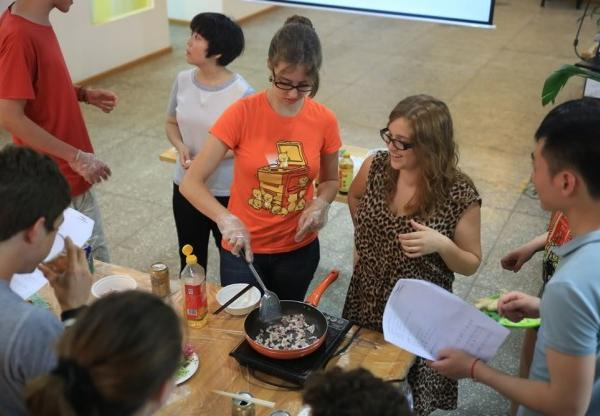 Cooking social events