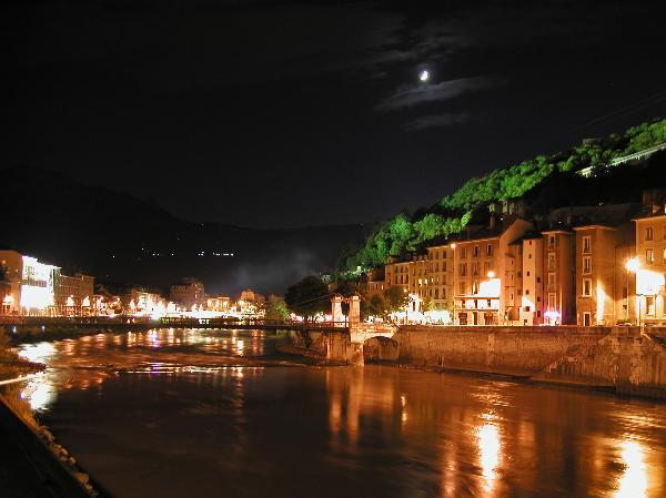 City Lights Study Abroad in Grenoble France with CEA Study Abroad