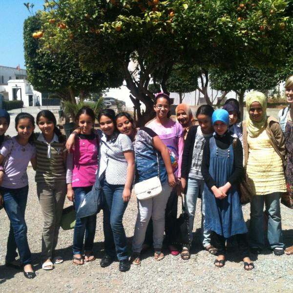 Teach English in Morocco!