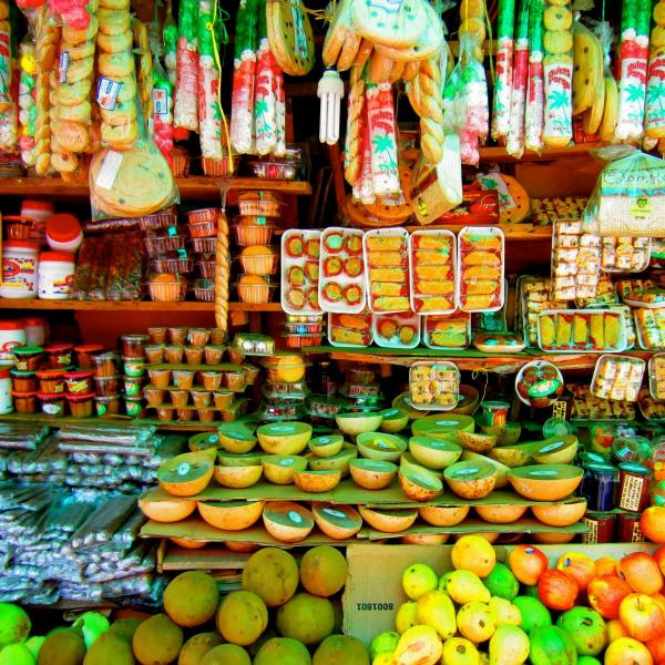 The colors of Colombia!