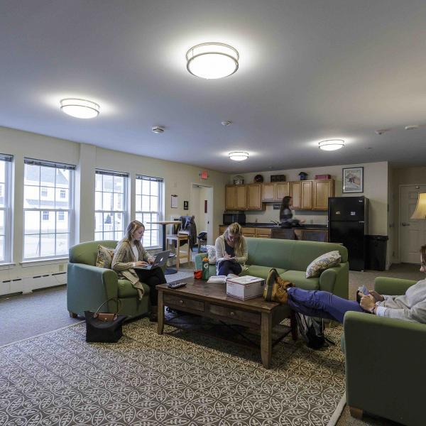 Comfortable housing