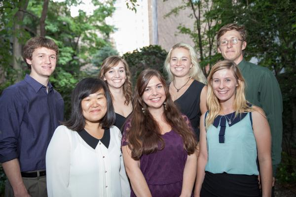Cultural Vistas Fellowship - Summer internships in Argentina, Germany, or India.