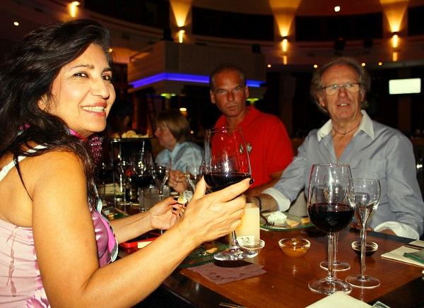 Wine Tasting in Italy