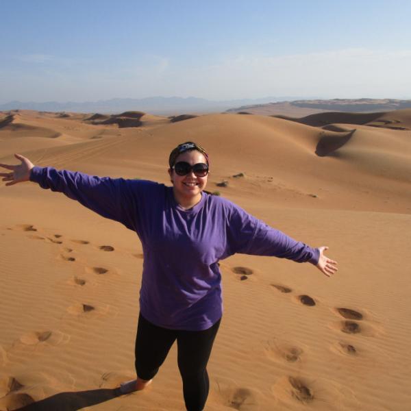 Desert Life in Oman