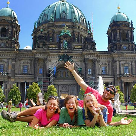 Berliner Dom, Museum Island, Teen Travel, Berlin, Germany