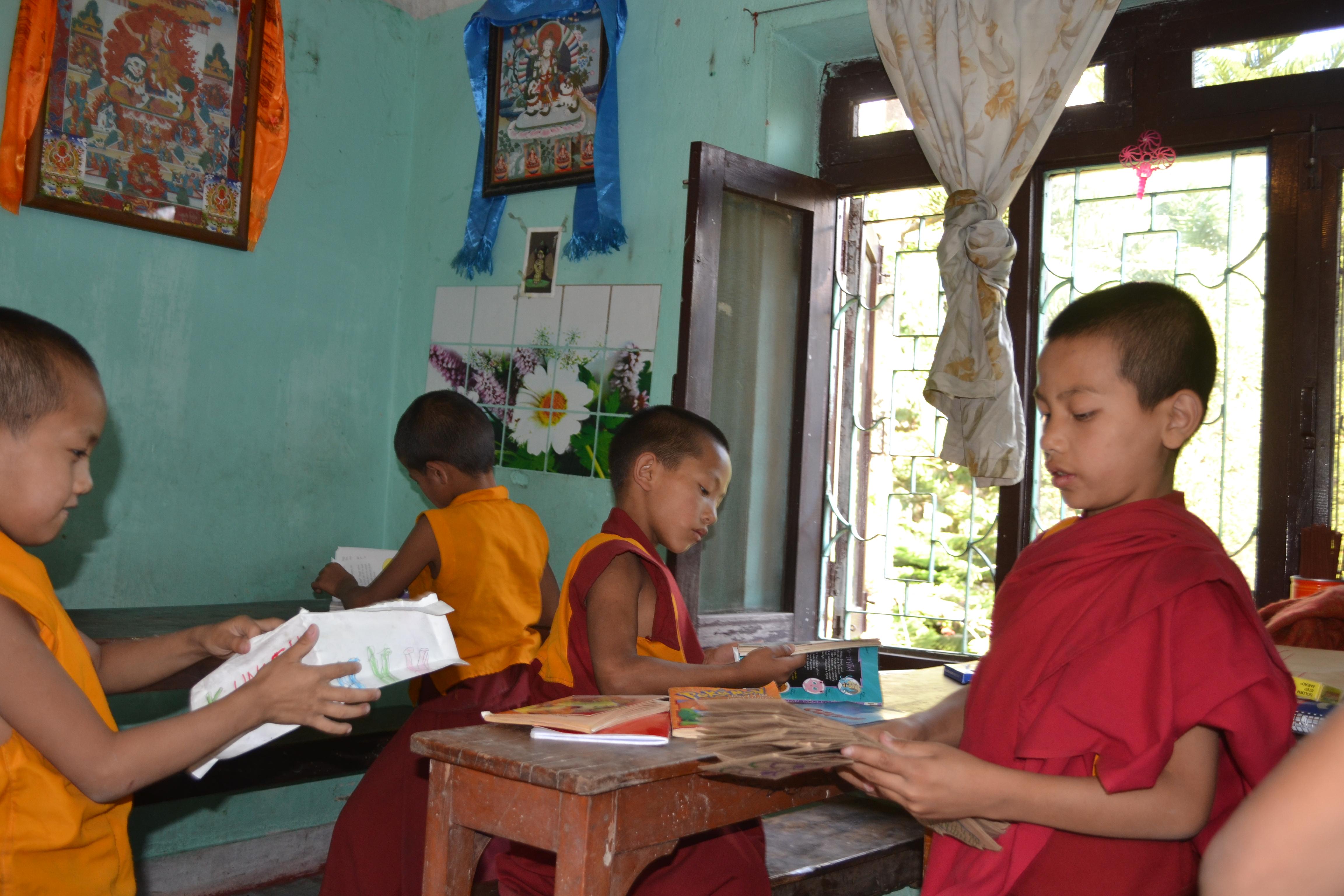 volunteering in nepal