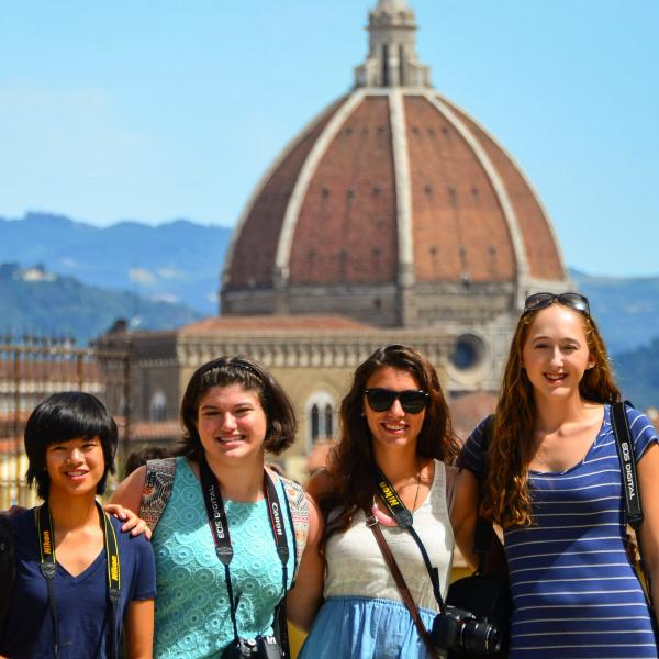 Italy, Florence, Younger Teens, Middle School, Duomo, Teen Travel