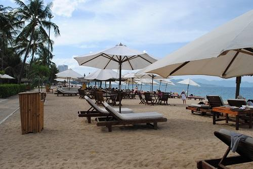 Head to Nha Trang to chill out after teaching English