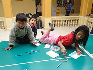 Care for Street Kids in Ecuador | Travellersworldwide.com