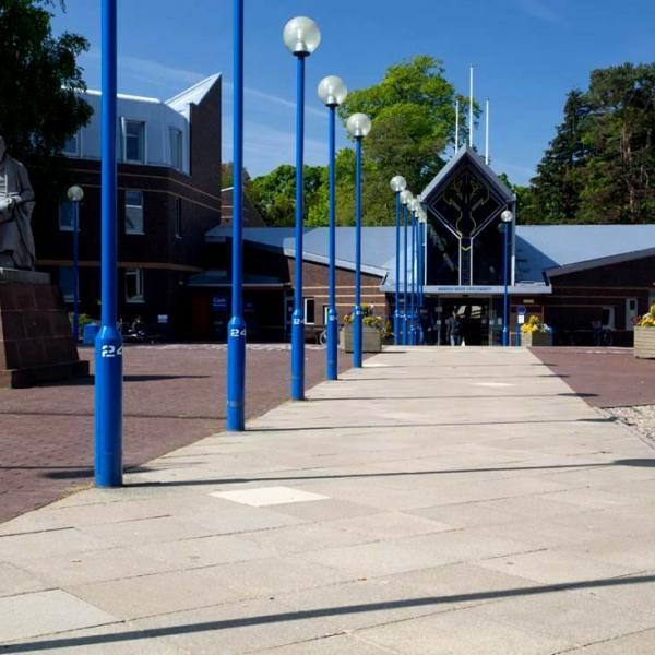 Heriot-Watt study campus