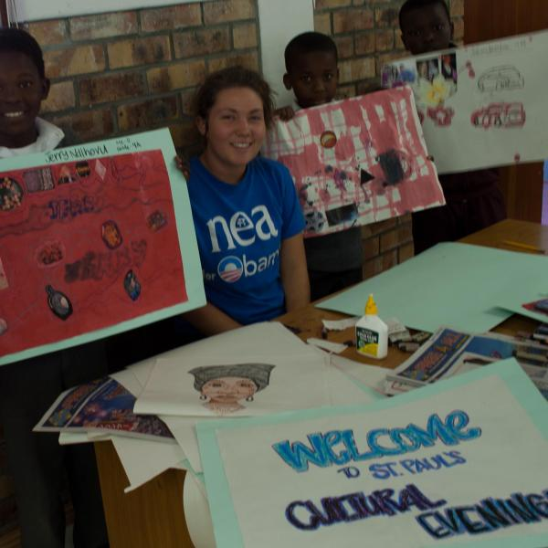 Education Programs in South Africa with Love Volunteers!
