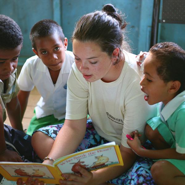 """""""Vinaka Fiji Education Program"""""""