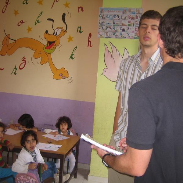 volunteer-morocco-rabat