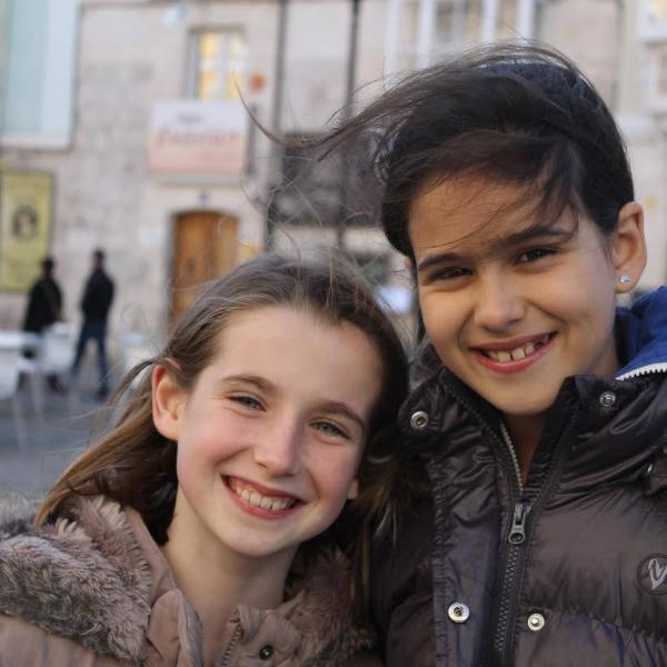exchange sisters in Spain