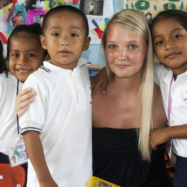 Experiencia Volunteers in Kindergarten (Puerto Escondido, Mexico)