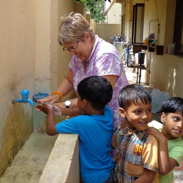 Health projects in India