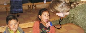 Helping children as a public health intern abroad