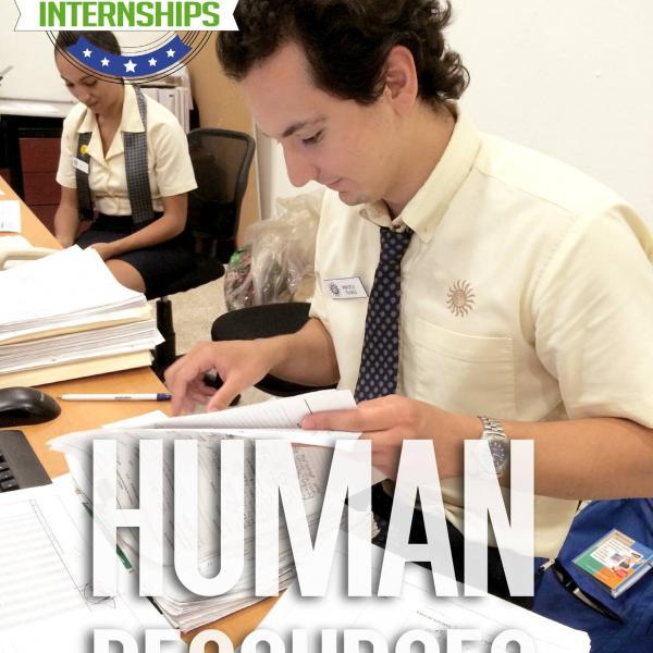 Human Resources Internship in Cancun, Mexico