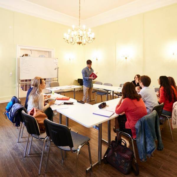 German Language Courses at ih Heidelberg - Collegium Palatin