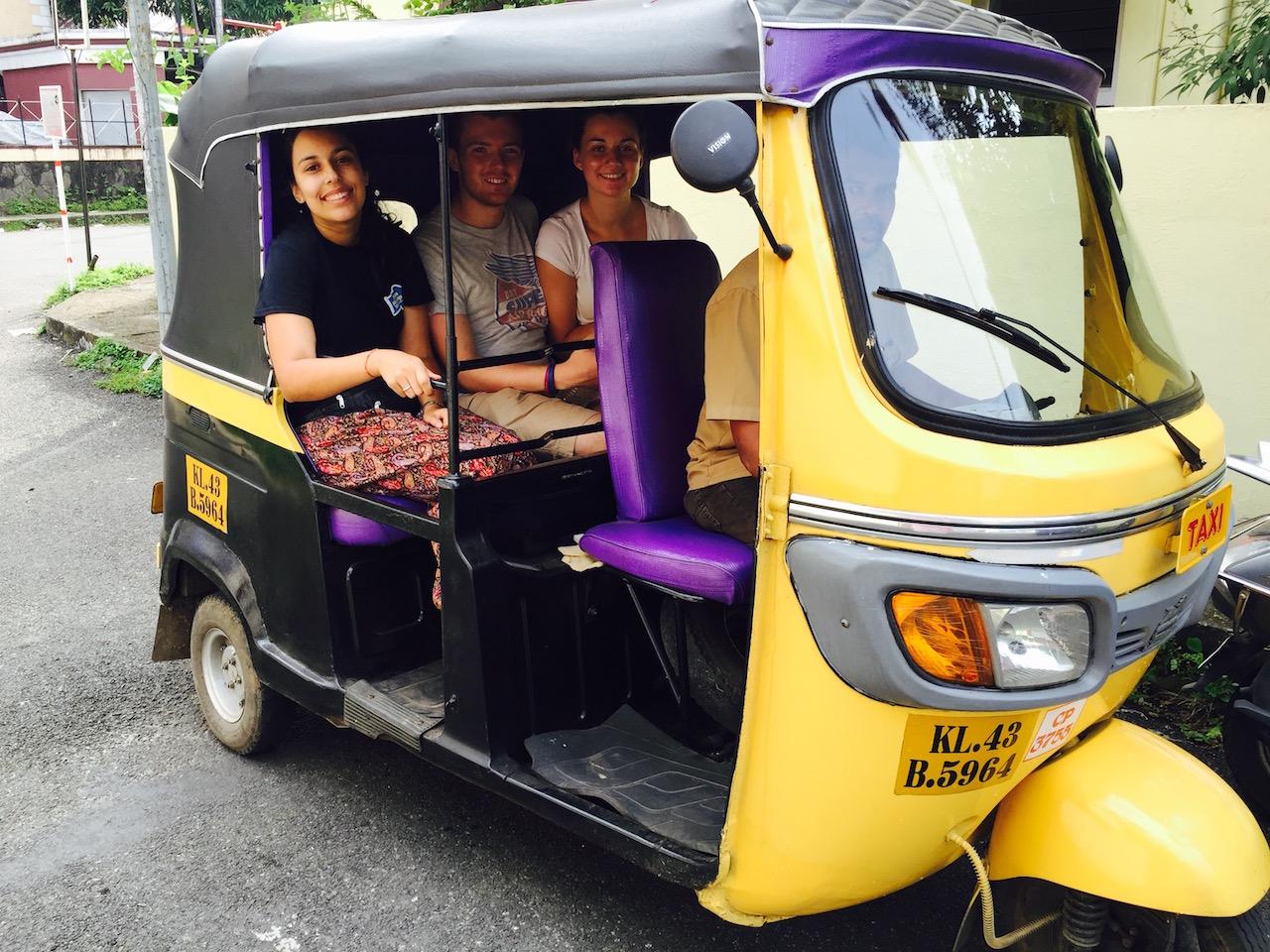 Volunteer Abroad in India, Thailand, Sri Lanka