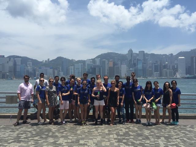 Intern in Hongkong