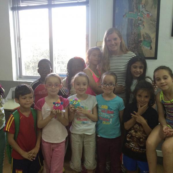 volunteer program in Spain