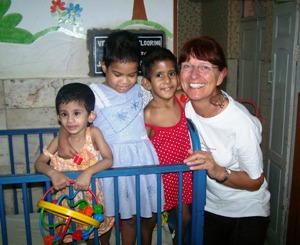 Care for Orphans in South India