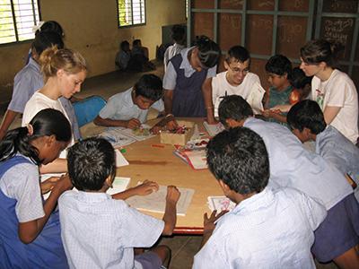 Volunteer with Children with Special Needs in India | travellersworldwide.com
