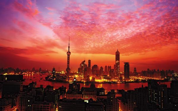 Intern in Shanghai